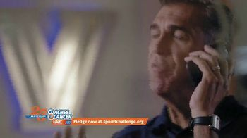American Cancer Society TV Spot, 'The Recruiting Call' Feat. Roy Williams - Thumbnail 6