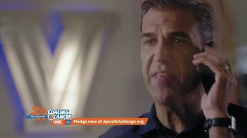 American Cancer Society TV Spot, 'The Recruiting Call' Feat. Roy Williams - Thumbnail 7
