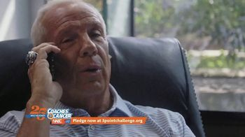 American Cancer Society TV Spot, 'The Recruiting Call' Feat. Roy Williams - Thumbnail 9