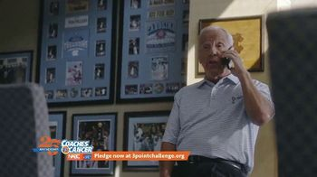 American Cancer Society TV Spot, 'The Recruiting Call' Feat. Roy Williams - 711 commercial airings