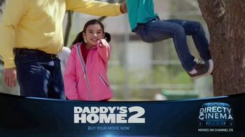DIRECTV Cinema TV Spot, 'Daddy's Home 2' - Thumbnail 1