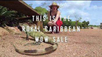 Royal Caribbean Cruise Lines Wow Sale TV Spot, 'It's Back' - Thumbnail 2