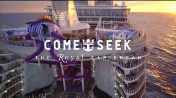 Royal Caribbean Cruise Lines Wow Sale TV Spot, 'It's Back' - Thumbnail 9