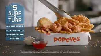 Popeyes Sweet Heat Butterfly Shrimp TV Spot, 'Dulce y picoso' [Spanish] - Thumbnail 10