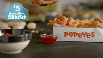 Popeyes Sweet Heat Butterfly Shrimp TV Spot, 'Dulce y picoso' [Spanish] - Thumbnail 8
