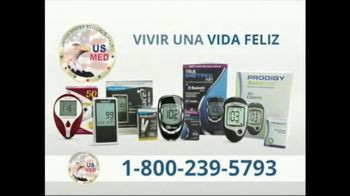 United States Medical Supply TV Spot, 'Sufrir de diabetes' [Spanish] - Thumbnail 8