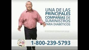 United States Medical Supply TV Spot, 'Sufrir de diabetes' [Spanish] - Thumbnail 6