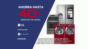 JCPenney Venta de President's Day TV Spot, 'Electrodomesticos' [Spanish] - Thumbnail 4