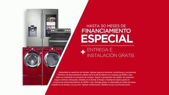 JCPenney Venta de President's Day TV Spot, 'Electrodomesticos' [Spanish] - Thumbnail 5