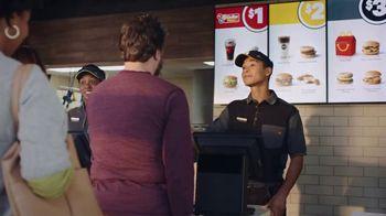 McDonald's $1 $2 $3 Dollar Menu TV Spot, 'New Shoes' - Thumbnail 1