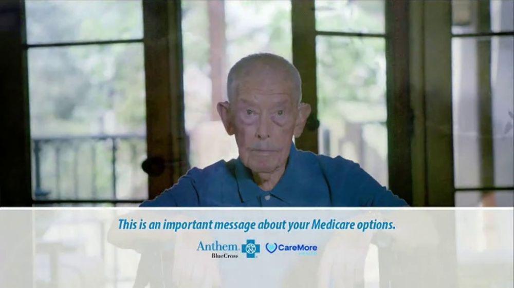 Anthem Blue Cross Medicare Advantage Plan TV Commercial ...