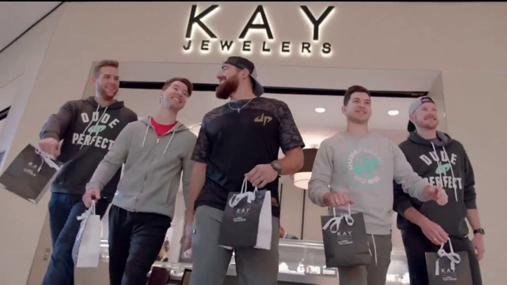 f6c5454d0 Kay Jewelers TV Commercial, 'Valentine's Day: Dude Perfect' - iSpot.tv