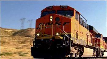 BNSF Railway TV Spot, 'BNSF Anthem'