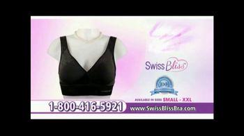 Swiss Bliss Bra TV Spot, 'Shape and Support' - Thumbnail 8