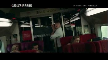 The 15:17 to Paris - Alternate Trailer 26