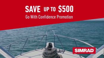 Simrad NSS Evo3 TV Spot, 'Save Up to $500'