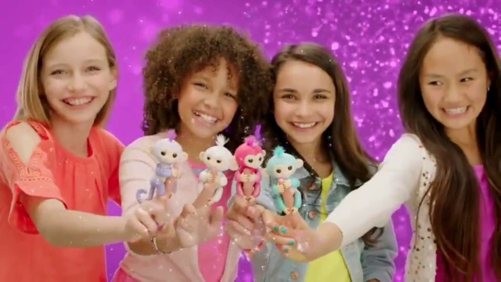 Fingerlings Tv Commercial The Family Is Growing Ispot Tv
