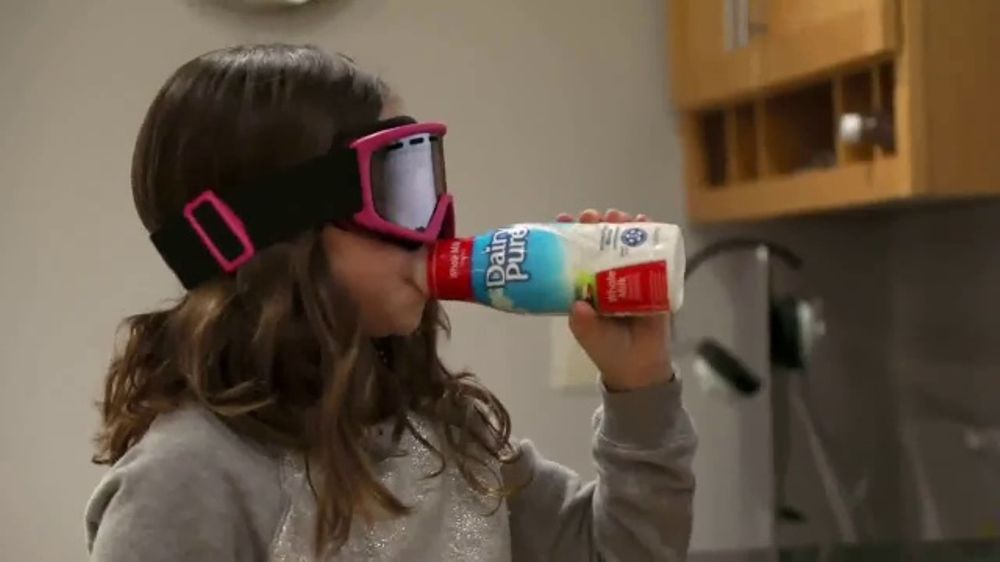 DairyPure Gold Contest TV Commercial, 'Team USA' Feat. Maddie Bowman