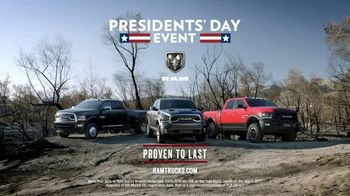 Ram Presidents Day Event TV Spot, 'Long Live Passion: Best-in-Class' [T2] - Thumbnail 8