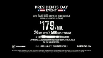 Ram Presidents Day Event TV Spot, 'Long Live Passion: Best-in-Class' [T2] - Thumbnail 9