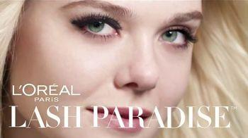 L'Oreal Paris Lash Paradise TV Spot, 'Plumas' con Elle Fanning [Spanish] - Thumbnail 8