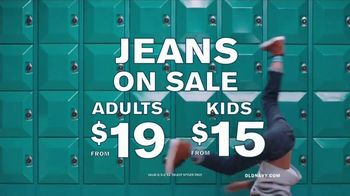 Old Navy TV Spot, 'The Best in the Game: Jeans on Sale' Song by MEN$A - Thumbnail 10