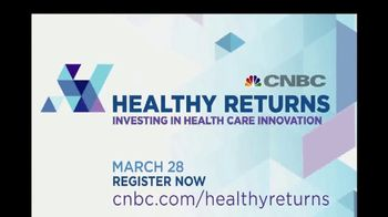CNBC TV Spot, 'Healthy Returns: Investing in Health Care Innovation' - Thumbnail 8