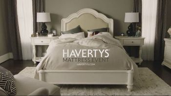 Havertys Presidents' Day Mattress Event TV Spot, 'Perfect When Life Isn't' - Thumbnail 4