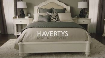 Havertys Presidents' Day Mattress Event TV Spot, 'Perfect When Life Isn't' - Thumbnail 1