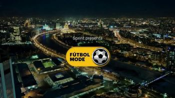 Sprint Fútbol Mode TV Spot, 'Solo Sprint te pone en Fútbol Mode' [Spanish] - Thumbnail 1