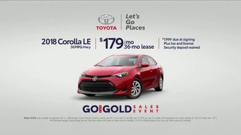 Toyota Go for Gold Sales Event TV Spot, 'Free Skate' [T2] - Thumbnail 7
