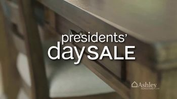 Ashley HomeStore Presidents' Day Sale TV Spot, 'Quality and Selection' - Thumbnail 7