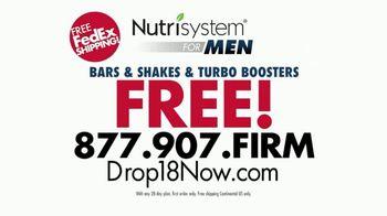 Nutrisystem for Men TV Spot, 'Get With the Program' - Thumbnail 10