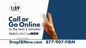 Nutrisystem for Men TV Spot, 'Get With the Program' - Thumbnail 8
