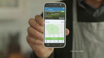 GolfNow.com TV Spot, 'Millennial Son Won't Move Out' Featuring Tom Virtue - Thumbnail 7