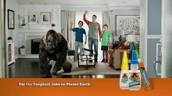 Gorilla Glue Super Glue TV Spot, 'Roughhousing' - Thumbnail 8