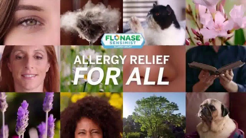 Flonase Sensimist TV Commercial, 'Allergy Relief for All'
