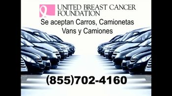 United Breast Cancer Foundation TV Spot, 'Dona tu auto' - Thumbnail 5