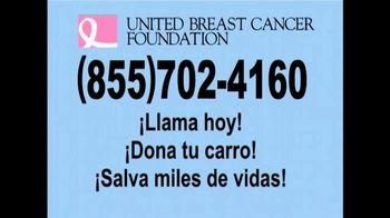United Breast Cancer Foundation TV Spot, 'Dona tu auto' - Thumbnail 7