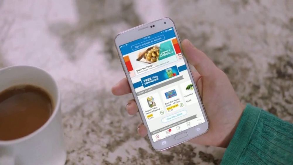 The Kroger Company TV Commercial, 'Digital Coupons'