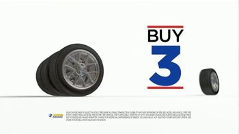 National Tire & Battery TV Spot, 'Buy Three, Get One Free' - Thumbnail 7
