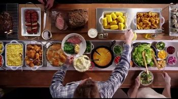 Golden Corral Prime Rib & Shrimp Spectacular TV Spot, 'Saddle Up' - Thumbnail 10