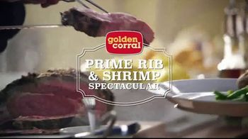 Golden Corral Prime Rib & Shrimp Spectacular TV Spot, 'Saddle Up' - Thumbnail 2