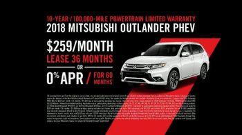 2018 Mitsubishi Outlander PHEV TV Spot, 'Future' [T2] - Thumbnail 8