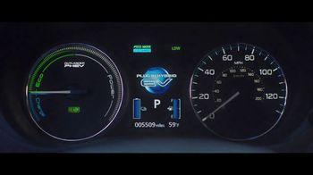 2018 Mitsubishi Outlander PHEV TV Spot, 'Future' [T2] - Thumbnail 6