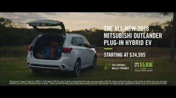 2018 Mitsubishi Outlander PHEV TV Spot, 'Future' [T2] - Thumbnail 7