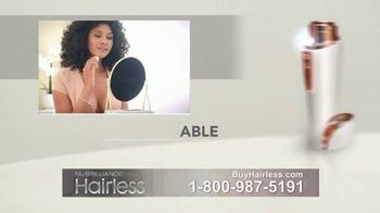 NuBrilliance Hairless TV Spot, 'Professional Results' - Thumbnail 10