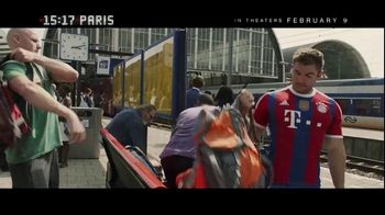The 15:17 to Paris - Alternate Trailer 23