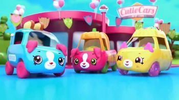 Shopkins Cutie Cars TV Spot, 'Disney Channel: Shift Your Imagination'