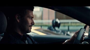 2018 Mercedes-Benz AMG E63 S Super Bowl 2018 TV Spot, 'Off the Line' [T1] - 1206 commercial airings